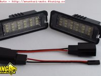 Lampi numar led Vw Golf 4 5 6 Polo Passat Cc 119 RON Set
