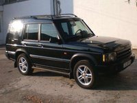 Land-Rover Discovery 2.5TD Automatic 4x4 2004
