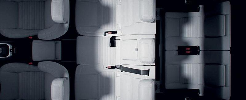 Land Rover Discovery Sport: Primele cadre cu interiorul