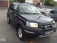 Land-Rover Freelander Benzina 2003