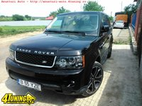 Land-Rover Range Rover Sport BlackEdition