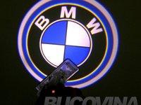LED LOGO BMW PORTIERE - SET LAMPI - 99 LEI