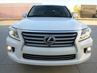 Lexus Seria LX LX570 5.4 2013