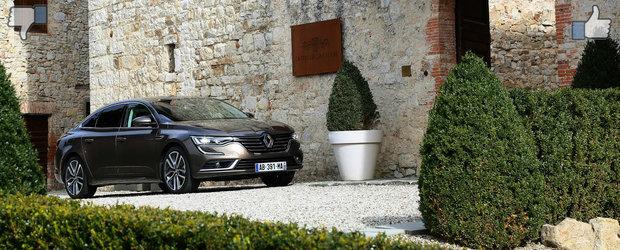 LIKE ori DISLIKE: Dezbatem in detaliu noul Renault Talisman