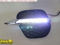 Lumini de zi dedicate BMW X5 E70 LCI 2010