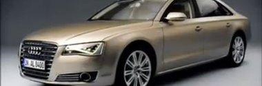 Lux in stil mare - Noul Audi A8 L W12