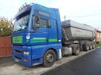 MAN TGA 18.480 Camion Basculabil Cap Tractor si Semiremorca Basculabila