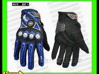 MANUSI MOTO FIREROLLER Pro EXTREME RX10 cu Protectii ALBASTRU Marimi M L