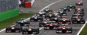 Marele Premiu al Italiei - Rezultate complete