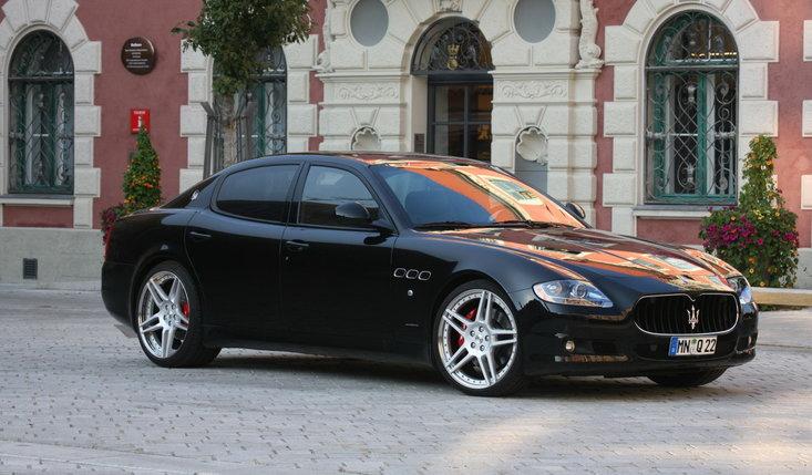Tunate Maserati