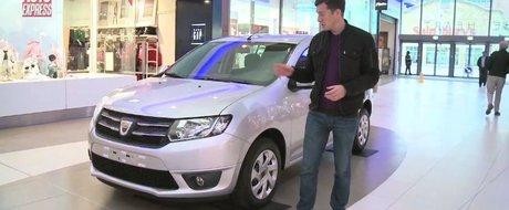 Masina care te lasa cu gura cascata: noua Dacia Sandero