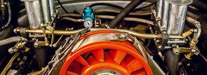 Masina condusa de omul care a proiectat Bugatti Chiron