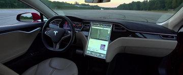 Masina perfecta exista. Se numeste Tesla Model S P85D