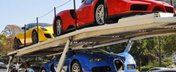 Masinile unui fiu de dictator african, vandute cu 3.1 milioane de Euro