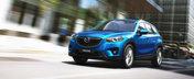 Mazda CX-5 a ajuns in showroomurile din Romania