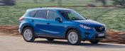 Mazda CX-5 si SKYACTIV - placerea de a conduce si consum redus de combustibil