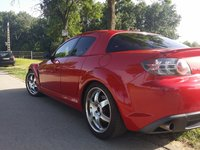 Mazda RX-8 1.3 wankel 2004