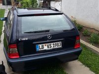 Mercedes 180 18 2001