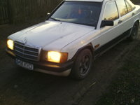 Mercedes 190 2000 1986