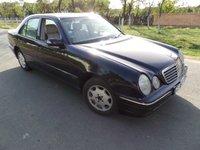 Mercedes 220 cdi automat 2001