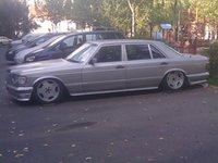 Mercedes 500 500 sel