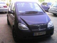 Mercedes A 140 bezina