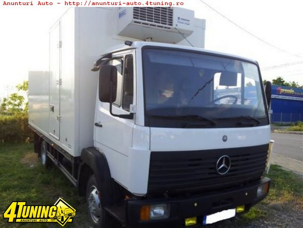 Mercedes Alt Model 814 FRIGORIFIC