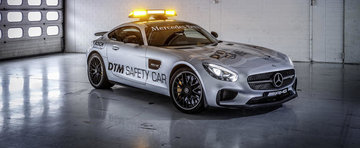 Mercedes AMG GT S este noul Safety Car din DTM