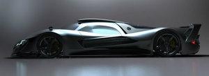Mercedes-AMG pregateste un hypercar de 1300 de cai putere pentru anul viitor