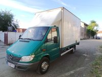 MERCEDES-BENZ Sprinter 311CDi Lift Pe Spate