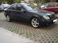Mercedes C 180 1,8 benzina 2003