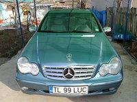 Mercedes C 180 2.0 aspiratie naturala 2001