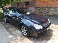 Mercedes C 180 Kompressor 1.8i 2002