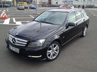 Mercedes C 200 blueEfficiency 2012