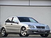Mercedes C 220 1 2002