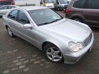 Mercedes C 220 CDI CLIMATRONIC 2002