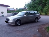 Mercedes C 250 2.5 turbo-diesel 1997
