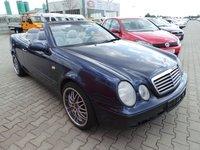 Mercedes CLK 200 Kompressor Cabrio Elegance Clima 1998