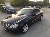 Mercedes CLK 240 clk 240 2003