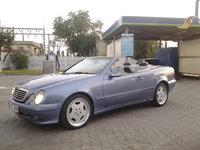 Mercedes CLK 320 ce 2001