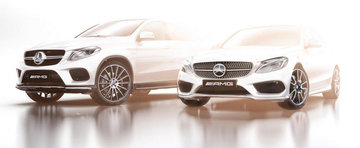 Mercedes confirma oficial gama AMG Sport