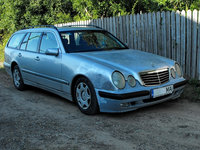 Mercedes E 220 2.2 CDI 2002