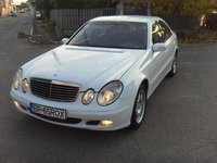 Mercedes E 220 2145 Cdi 2005