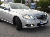 Mercedes E 250 MB E 250 CDI BlueEfficiency 2011