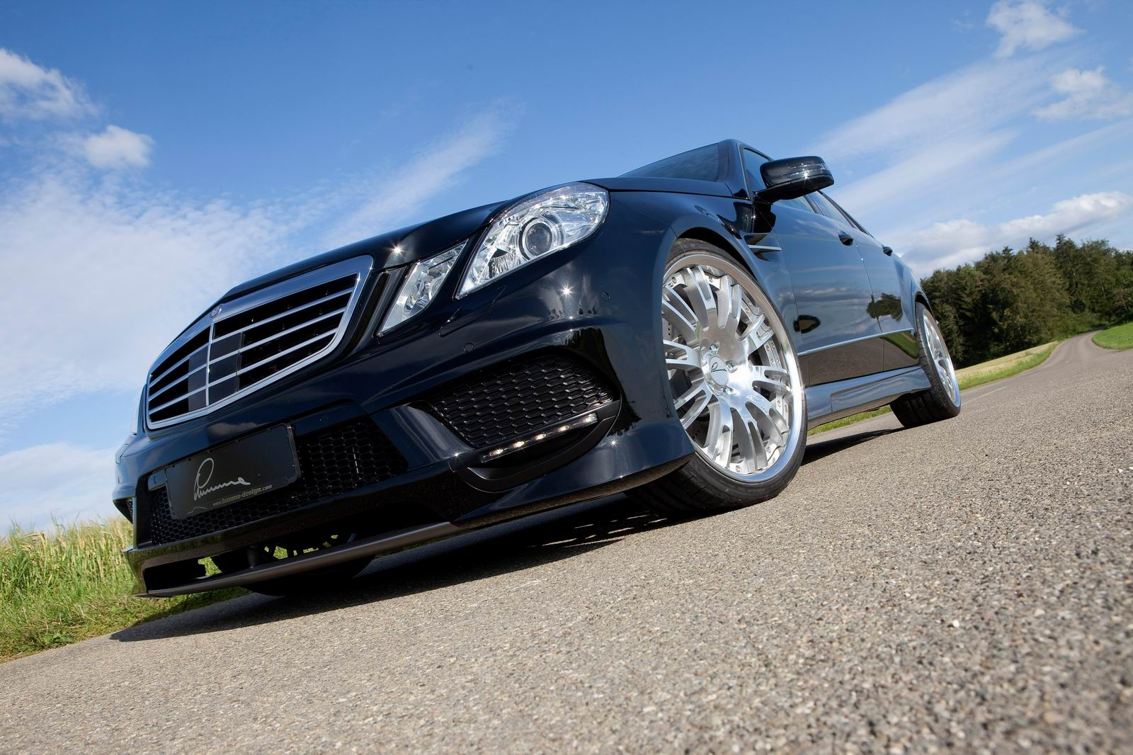 Mercedes Boom Wheel - Картинки, рисунки, фото, обои - Аватарки для