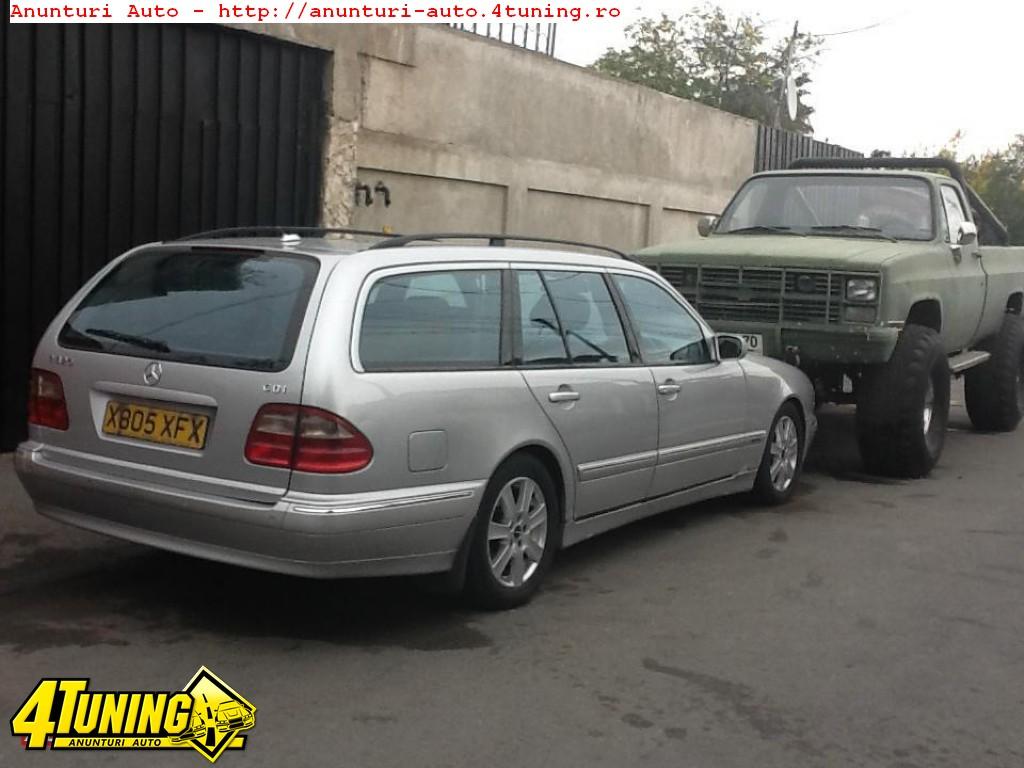 Tuning mercedes w210 e320 cdi for Mercedes benz 320 cdi