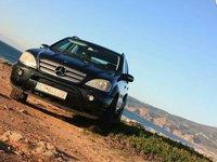 Mercedes ML 55 AMG 5.5 2002