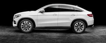 Mercedes ne spune ca ar fi putut lansa un SUV Coupe inaintea celor de la BMW