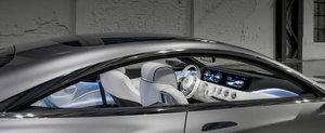 Mercedes prezinta oficial noul S-Class Coupe