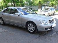 Mercedes S 320 3200 2002